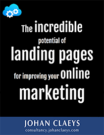 Incredible potential of landing pages